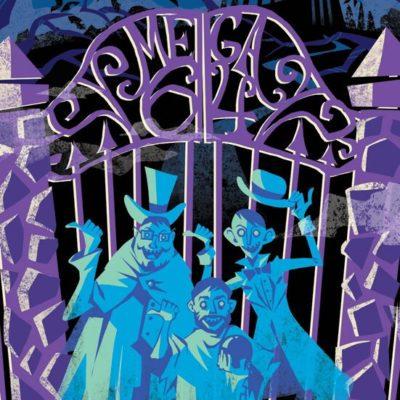 Mega64 Haunted Mansion poster